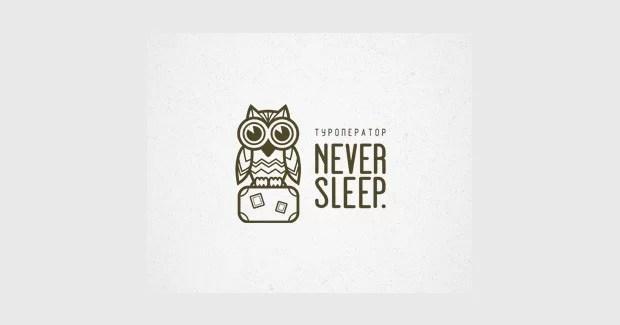 owl logo 7 35 Owl Logo designs For Your Inspiration
