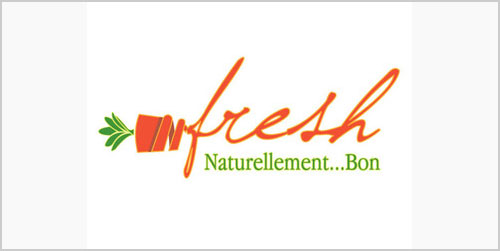 Fresh Juice Logo Design