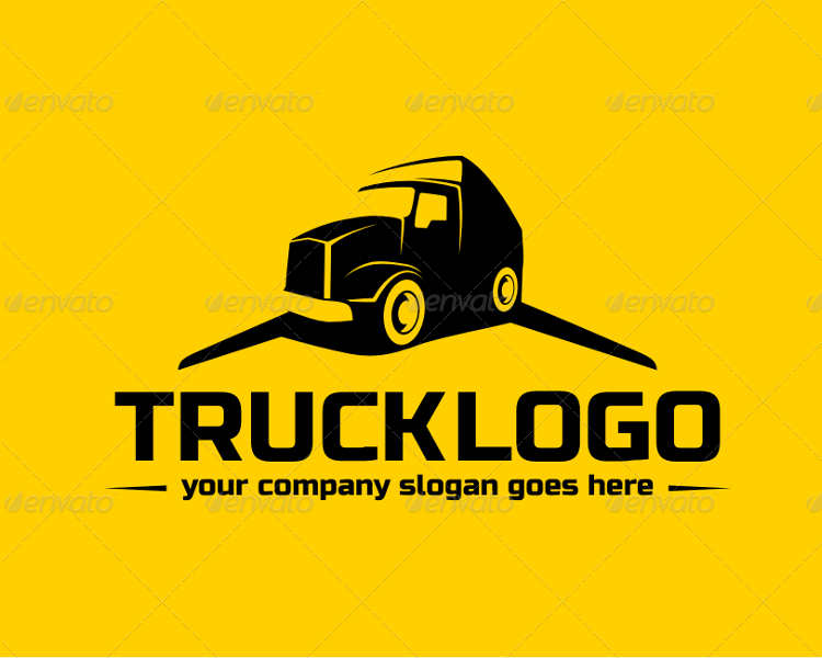 16 Truck Logo Designs Free Design Ideas Creative Template