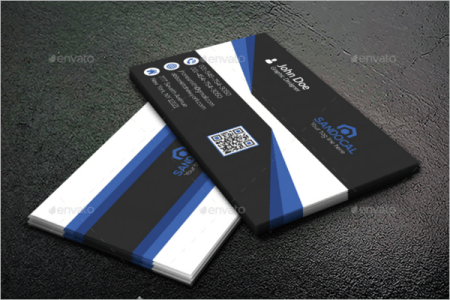 24  Office Business Card Templates Free Word Designs Microsoft Office Business Card Template