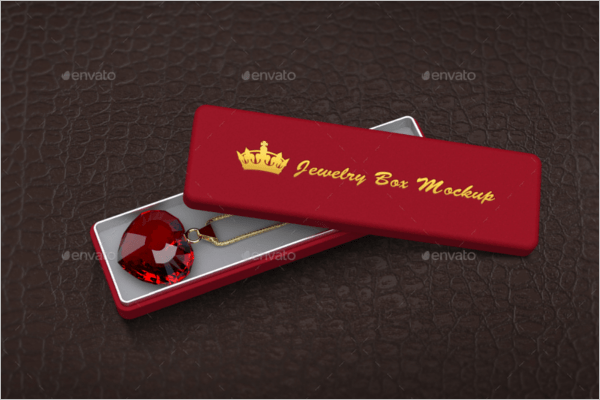 20 Jewelry Mockups Templates PSD Free Download