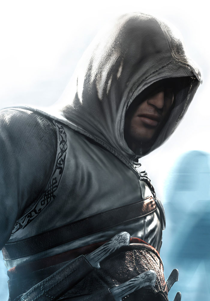 Altair Portrait Art Assassin S Creed Art Gallery