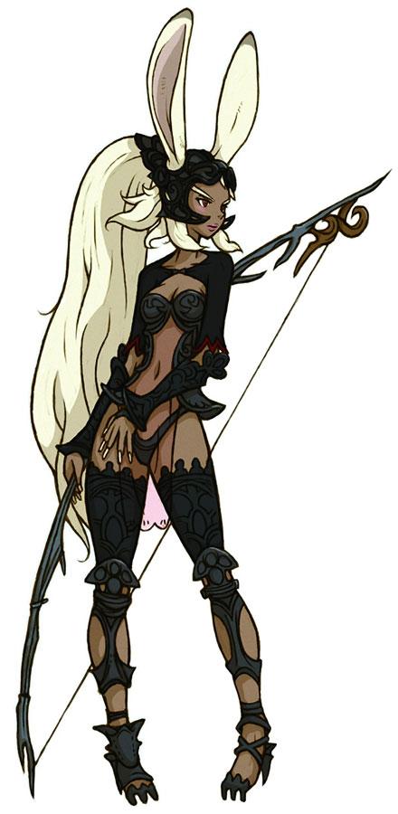 Fran Characters Amp Art Final Fantasy XII Revenant Wings