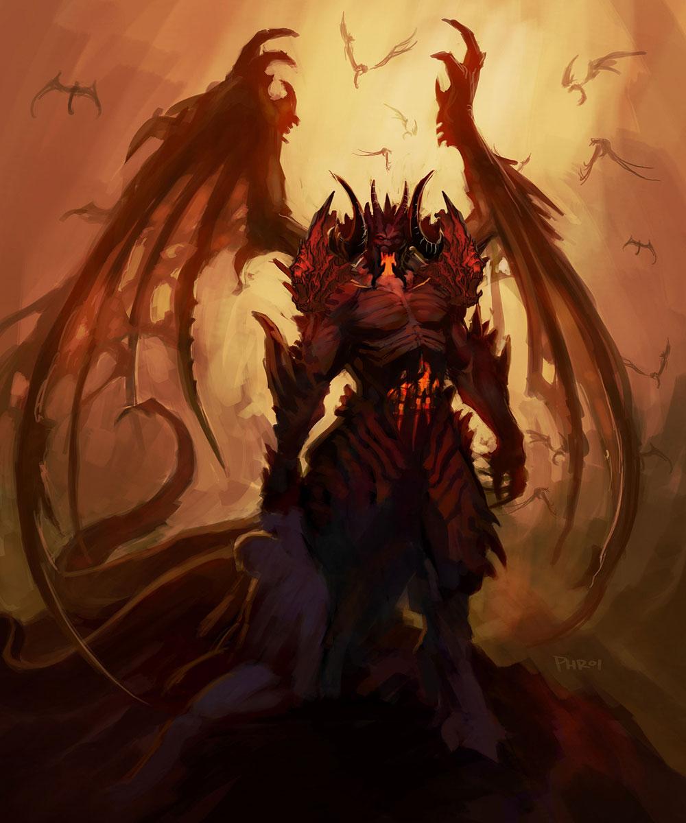 Diablo Concept Characters Amp Art Diablo III