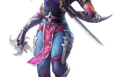 Anime Ninja Girl Warrior | Hot Trending Now