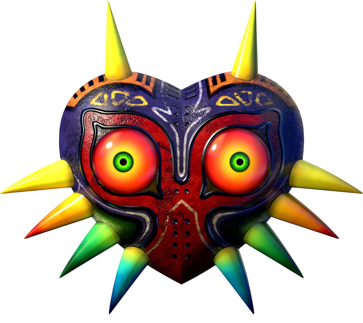 Majoras Mask Characters Amp Art The Legend Of Zelda