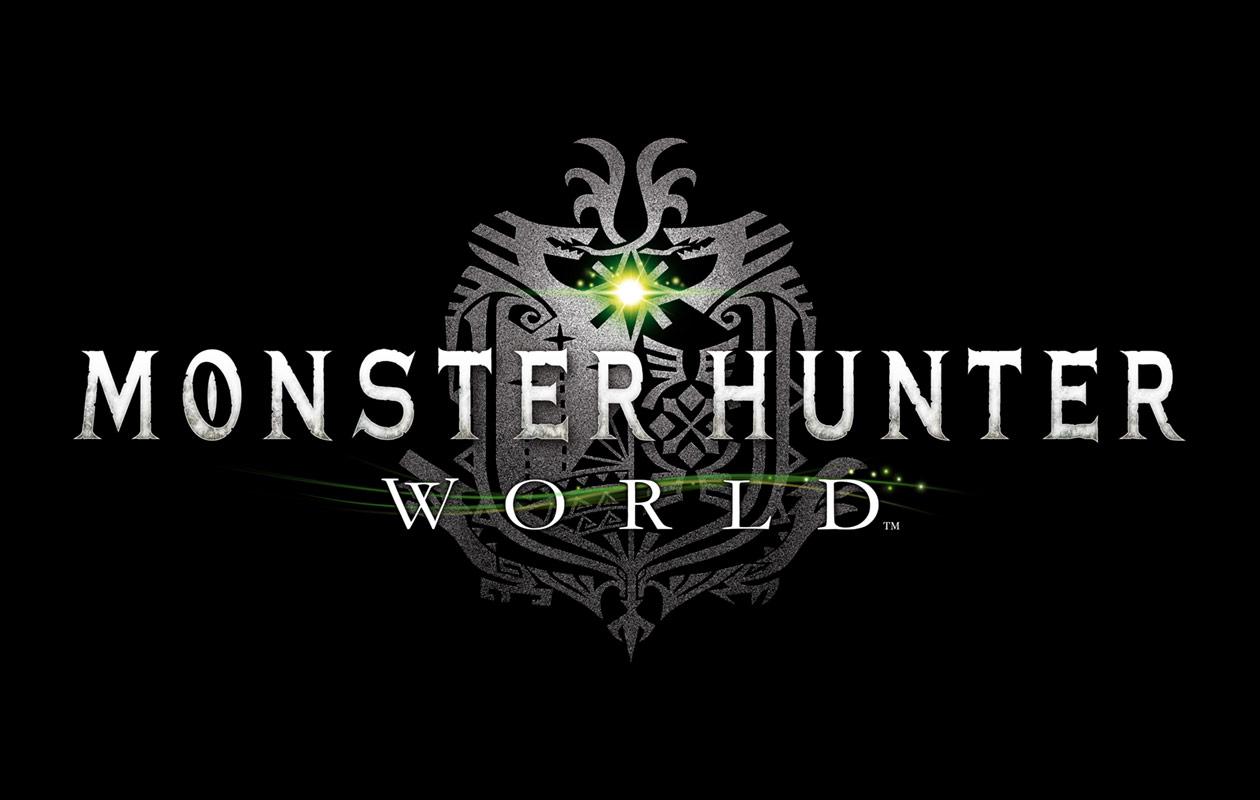 Game Logo Monster Hunter World Art Gallery