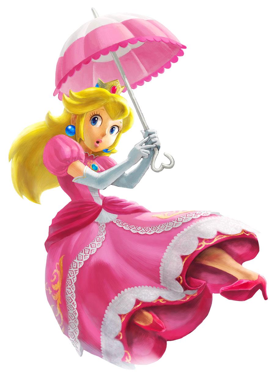 Princess Peach Artwork Super Smash Bros Ultimate Art