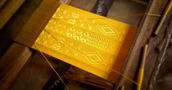 golden spider silk