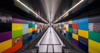 Munich subway