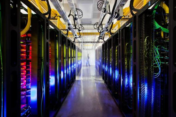 Google Data Center 7
