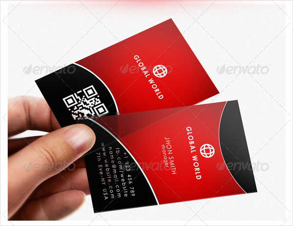 Best Visiting Cards Template
