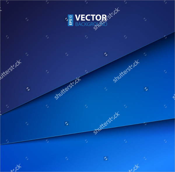 Blue Shadow Background Vector