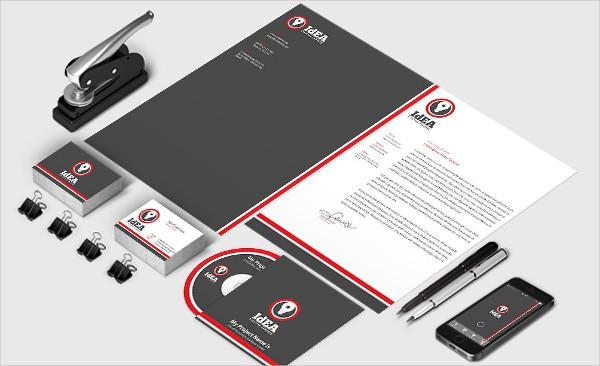 Creative Company Corporate Identity