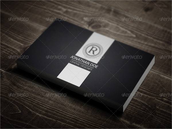 Popular Elegant Business Card