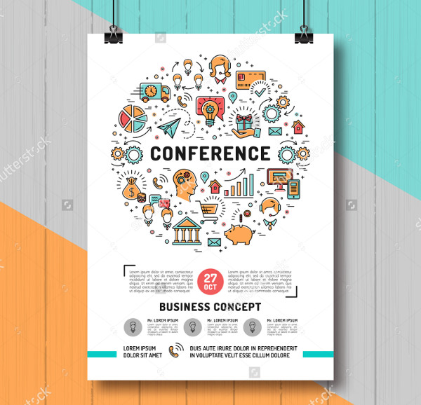 Conference Meeting Brochure