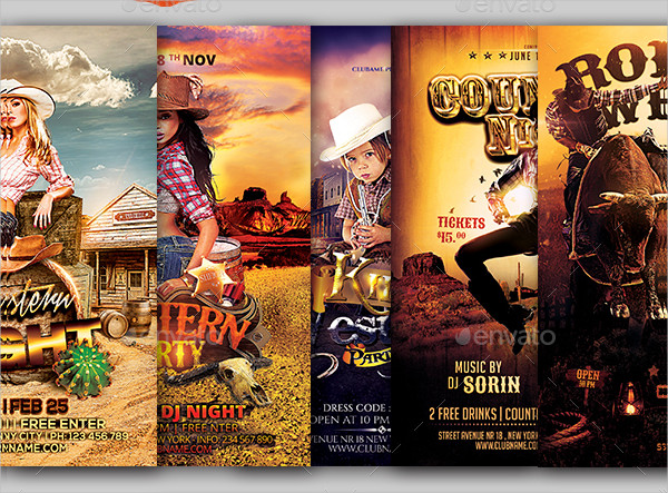 Perfect Western Flyers Bundle