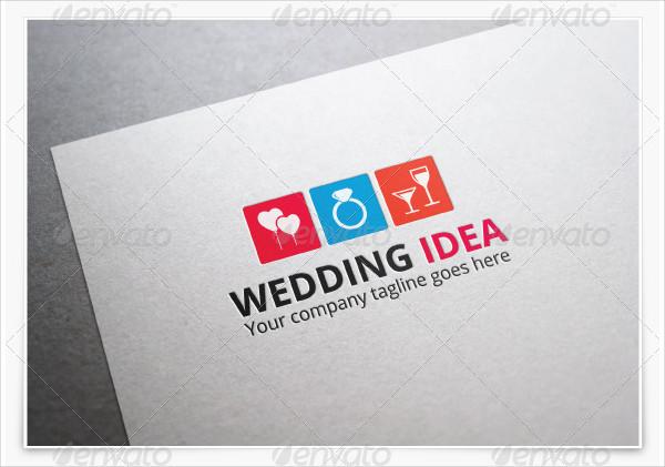 Wedding Idea Logo Templates