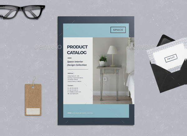 Branding Products Catalog Templates