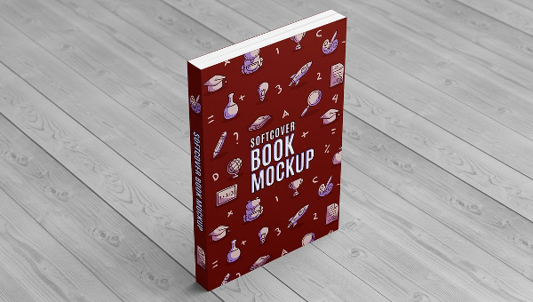 Free Book Mockup Templates