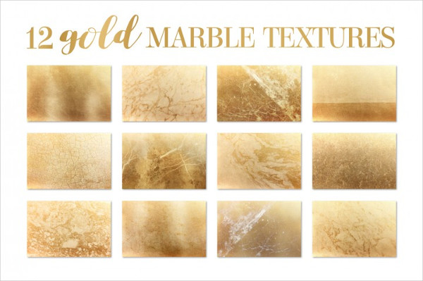 Gold Marble Pattern Textures and Backgrounds