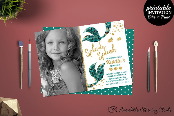 Best Party Invitation Template