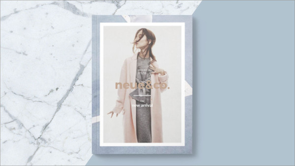 Cool Catalog InDesign Templates