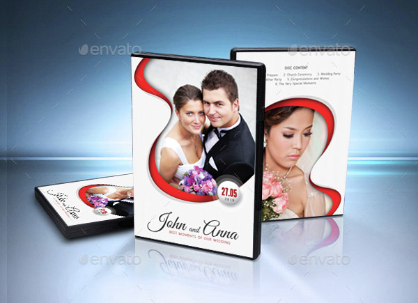 Another kind of Wedding DVD Cover