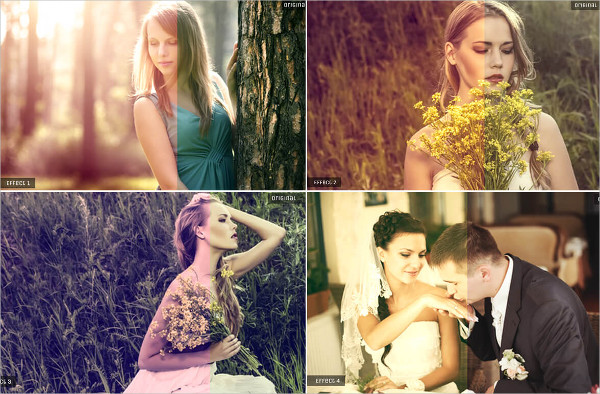 12 Fashion Photoshop Actions