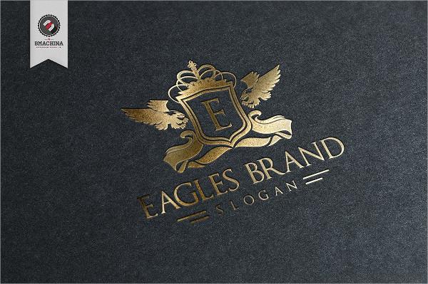 Eagles Brand Logo Template