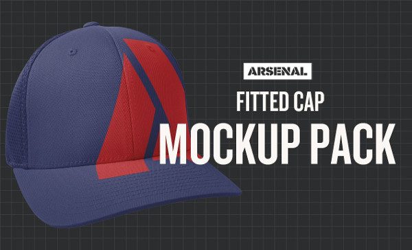 Fitted Cap Mockups Pack