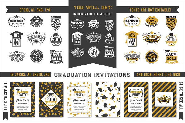 Graduate Party Collection