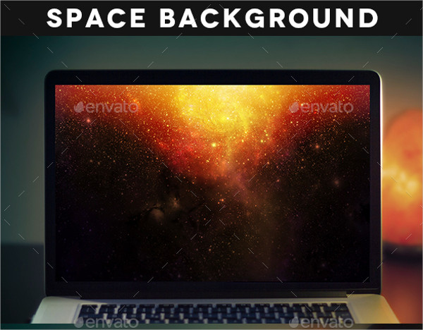 Space Background High Res