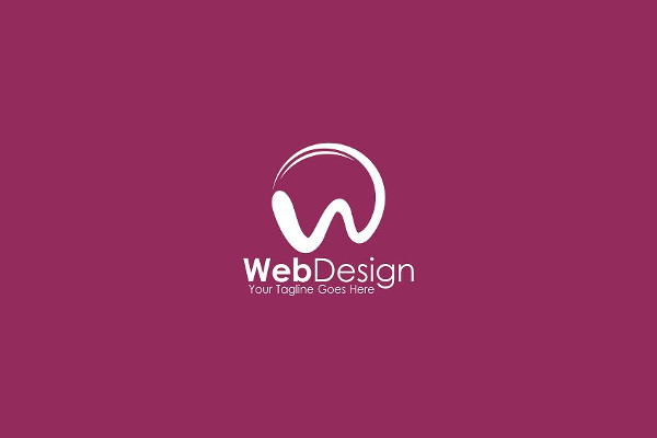 Web Design Studio Logo