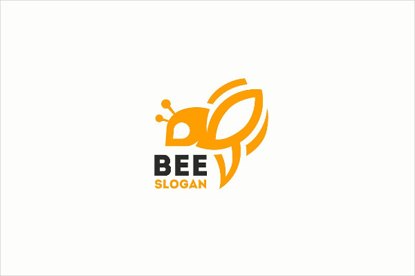 Bee Studio Logo Template