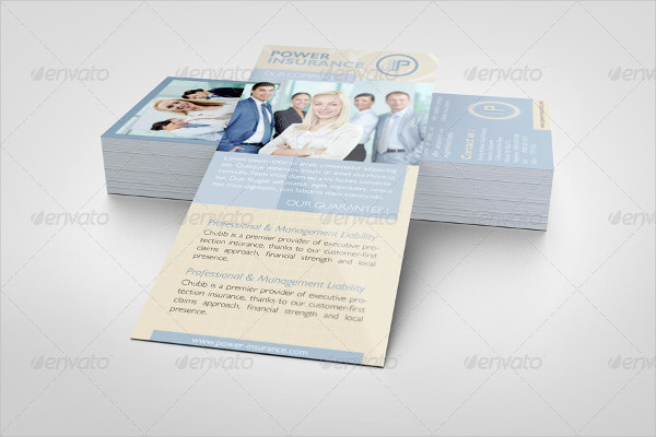 Business Rack Card Templates