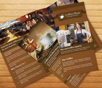 Coffee Brochure