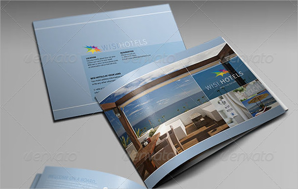 Exclusive and Professional Spa Brochure Design