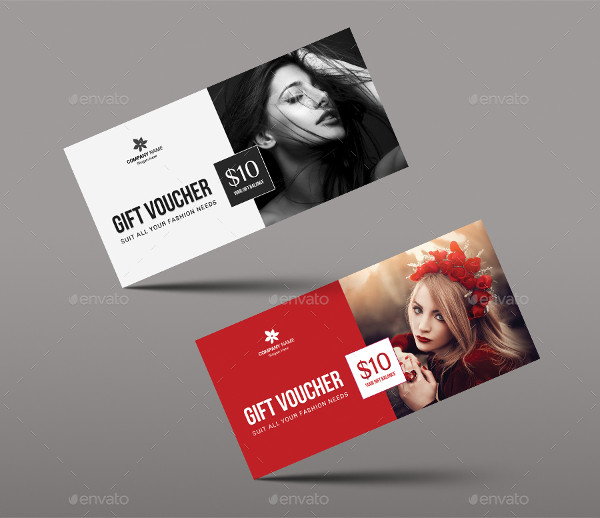 Gift Promotional Voucher
