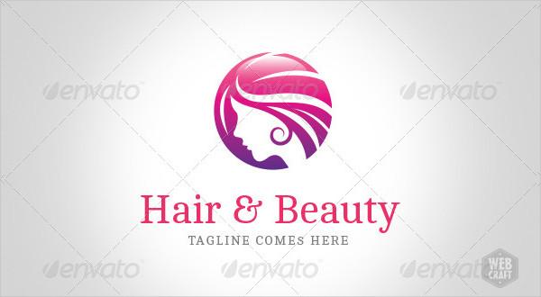 Health Beauty Logo Template