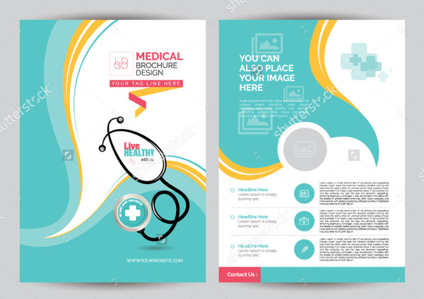 Medical Brochure Design Template