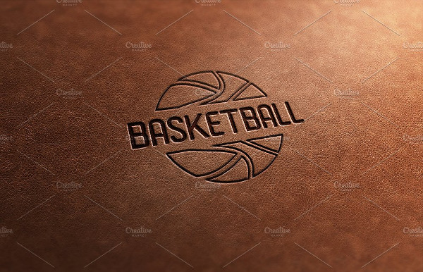 Basketball Design Logo Template