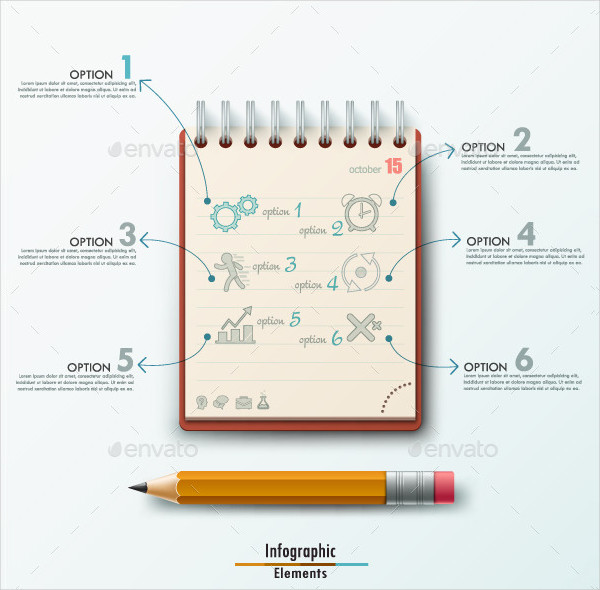 Web Design Infographic Banner