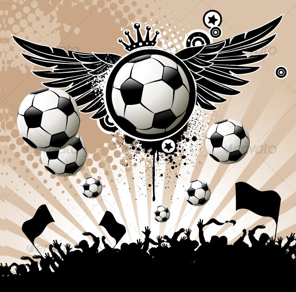 Football Competition Background