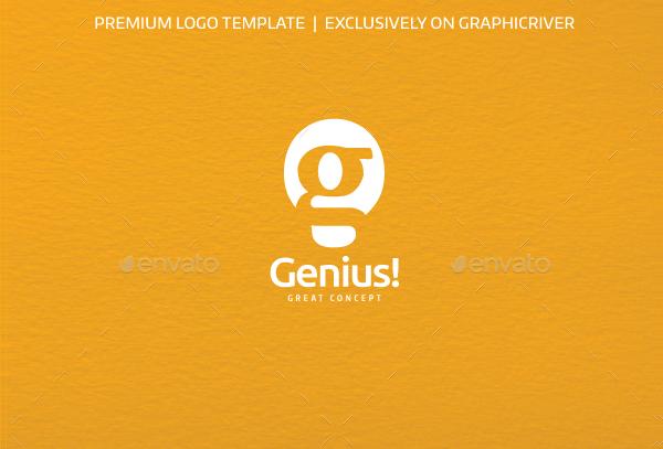 Good Idea Logo Template