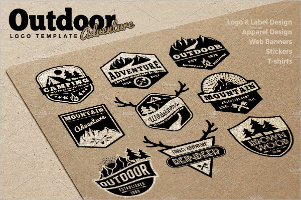 Outdoor Adventure Logos