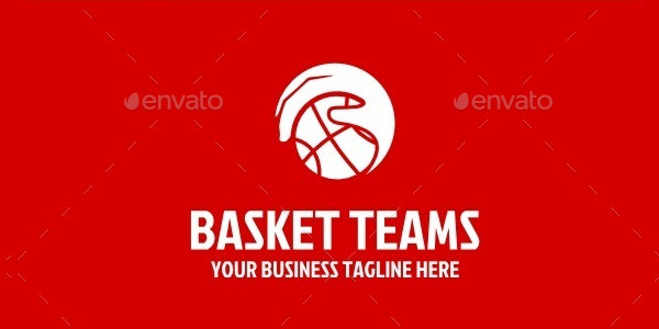 Professional Basketball Teams Logo