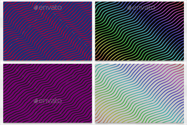 Simple Waves Backgrounds