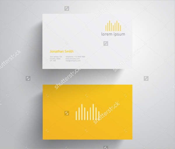 Sound Wave Music Store Business Card