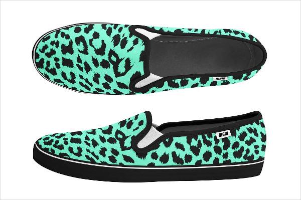 Vans Shoes Mock-Up